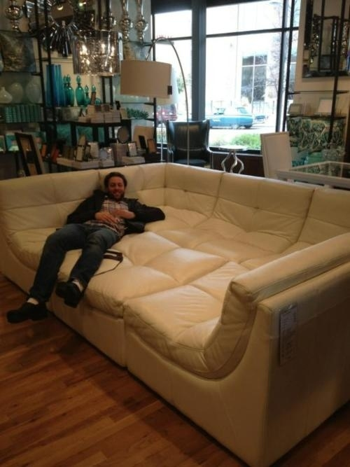Giant Couch for Lounging